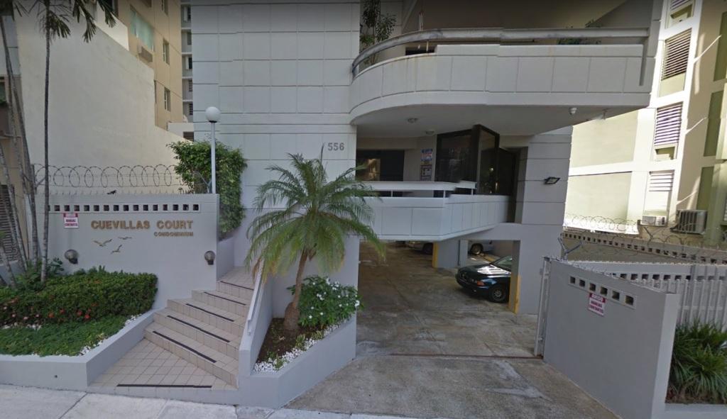 Cond Cuevillas Court 556, Miramar / VENDIDO