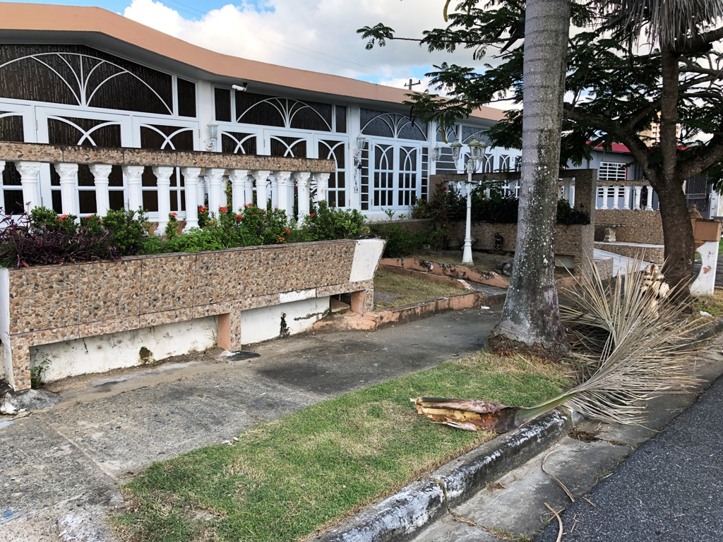 Villa Blanca, Caguas // OPCIONADA